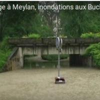 Aggravation du risque d'inondation