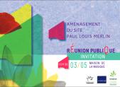 Mardi 3 mai 2016 : réunion de concertation à l'initiative de la METRO