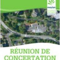 Réunion publique à la Mairie le Jeudi 16 Juin