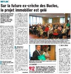 Dauphiné Libéré - Lundi 20 juin