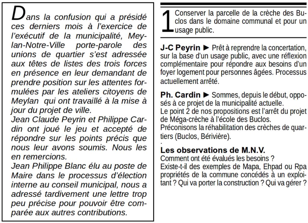 Meylan NOTRE Ville, N°2, p3